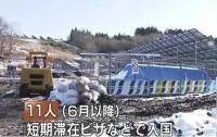 11名中国公民涉非法滞留被日本北海道警方拘捕